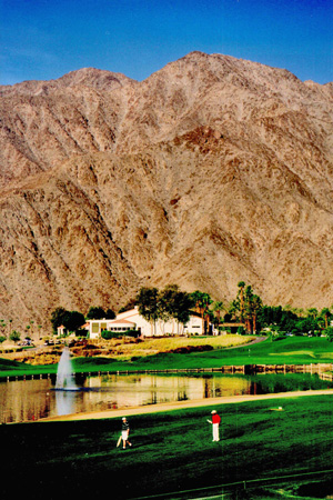 golf course at the la quinta resort and club