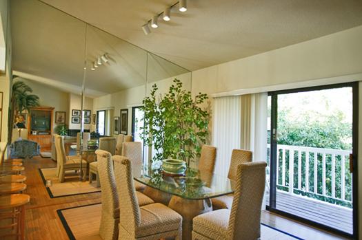 Casa blanca for Formal dining area